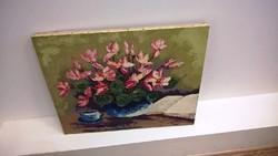 Megyesi Lucretia Lukrécia festmény eladó 2