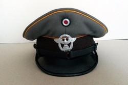 Feldgendarmerie tiszthelyettesi sapka