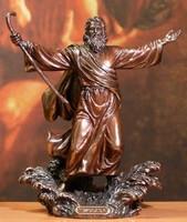 Zeusz és Hádész szobor