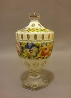 Biedermeier fedeles urna