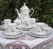 Eschenbach Bavaria  kávés teás készlet