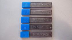 Régi MIKRO 0,7x60 mm HB irónbetét ceruza bél 5 db kapszula
