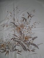 1385. Mezei virág mintás pamut nagypárna huzat