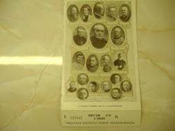 A MAGYAR PÜSPÖKI KAR ÉS A RENDFŐNÖKÖK 1925