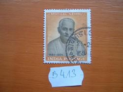 INDIA 15 NP 1961 Motilal Nehru - Politikus1861-1931 B413