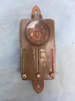 2.Világháborús Német katonai lámpa.Működik.