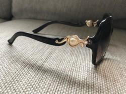 Gyönyörű vintage Gyöngyös Napszemüveg