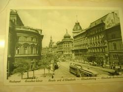 BUDAPEST, Erzsébet-körút: 1927.