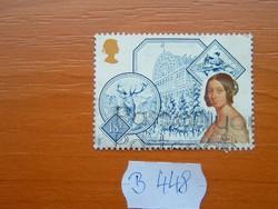 ANGOL ANGLIA 18 P 1987 Queen Victoria B448