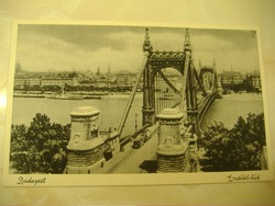 BUDAPEST Erzsébet-híd