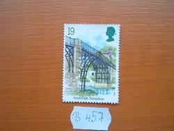 ANGOL ANGLIA 19 P 1989 Ipari műemlék,Ironbridge Shropshire B457
