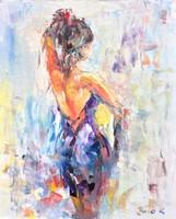 Városi lány,kiemelkedő alkotás ,a nemzetközileg is elismert művésztől!