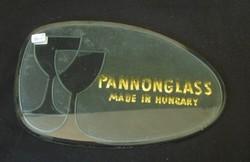 Pannonglas reklám üveg