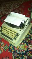 Eladó régi gabriele 10 írógép