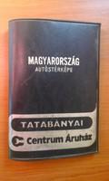Magyarország autóstérképe
