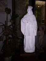 Szobor, Keresztes Szent János, 65 cm magas Zéger Gyula