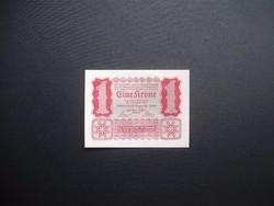 1 korona 1922 UNC !!!