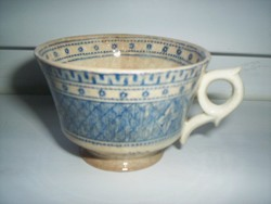 Antik herendi csésze, alkuképes