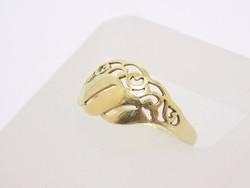 Arany gyűrű (ZAL- Au 67745)