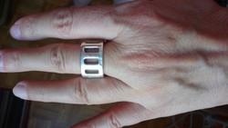 JOOP 925 ezüst gyűrű, 15 gramm