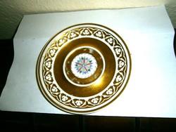 Antik Bécsi méhkasos porcelán tányér 15  cm